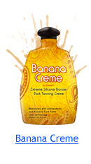 Banana Creme Indoor Tanning Lotion