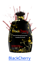 Black Cherry Indoor Tanning Lotion