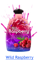 Wild Raspberry Indoor Tanning Lotion